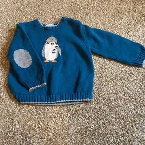 Boys Janie and Jack Sweater